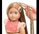 OurGeneration - Lalka Portia z Regulowanymi Włosami 46cm 3+