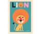 OMM Design - Plakat Lew