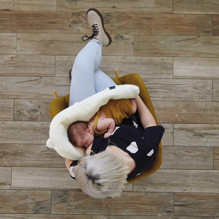Candide - Poduszka do Noszenia i Karmienia Wsparcie Snu Topponcino