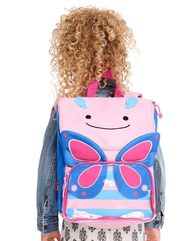 Skip Hop - Plecak Junior Zoo Motyl