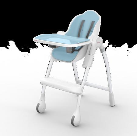 Oribel - Krzesełko do Karmienia Cocoon Kolekcja Delicious Błękitny