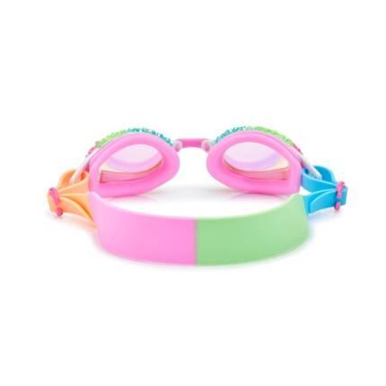 Bling2O - Okulary do Pływania Pop Rocks Posypka Cukrowa 3+