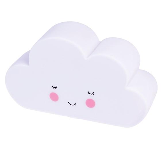 Rex - Lampka Cloud White