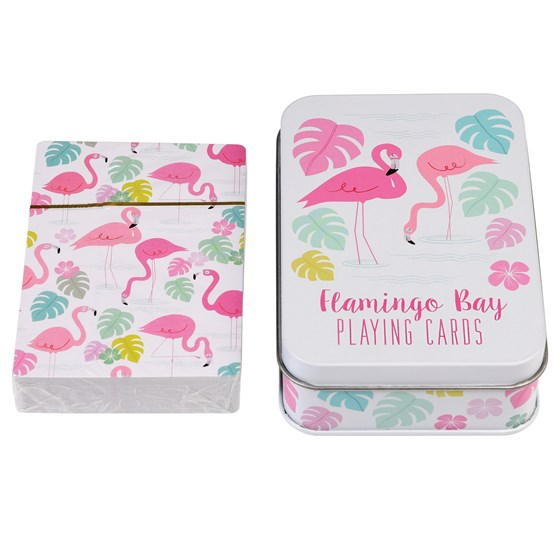 Rex - Karty do Gry Flamingo