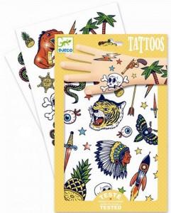 Djeco - Tatuaże Bang Bang