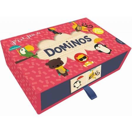 Auzou - Gra Wesołe Domino 3+