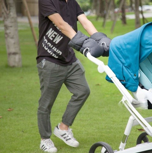 Baby Dan - Mufki do Wózka