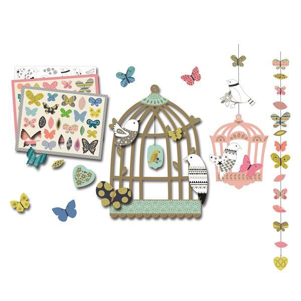 Mon Petit Art - Domek dla Ptaków