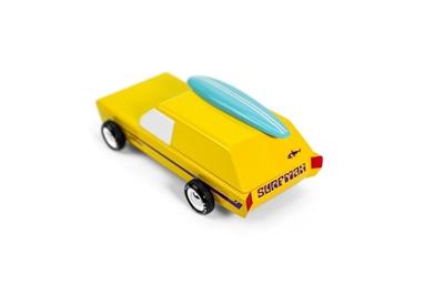 Candylab - Drewniany Samochód Surfman