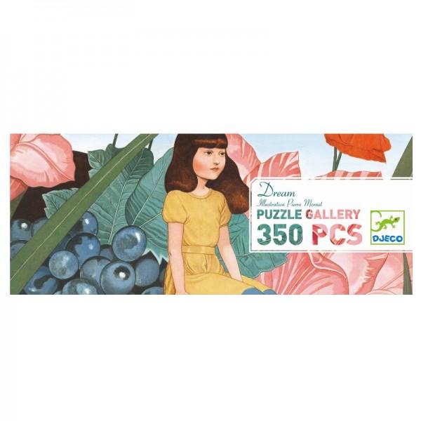 Djeco - Puzzle Artystyczne Dream 350 elementów