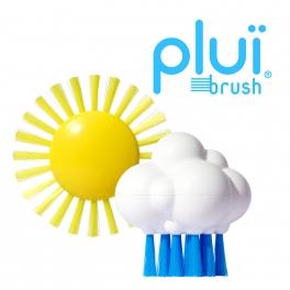 Plui - Szczoteczka Brush - Słoneczko 3+