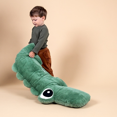 Done By Deer -  Przytulanka Krokodyl Croco 100cm