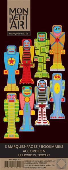 Mon Petit Art - Zakładki Roboty