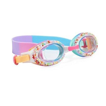 Bling2O - Okulary do Pływania Bąbelki 3+
