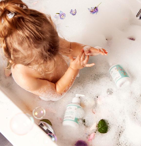 The Gift Label - Wegański Żel do Mycia dla Dzieci Welcome Little One 250 ml