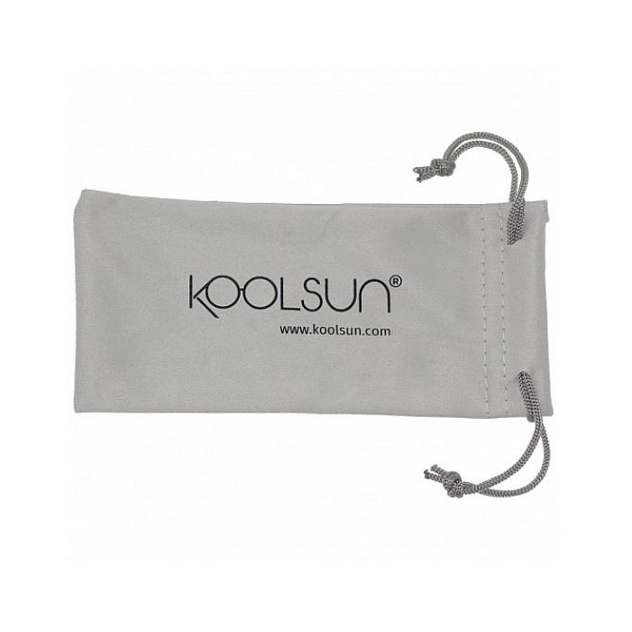 Koolsun - Okularki dla Dzieci Sport White Royal Blue 3-8 lat