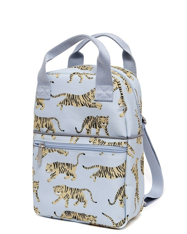 Petit Monkey - Plecaczek Tigers Grey S