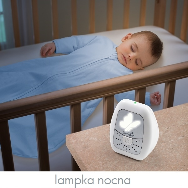 Summer Infant - Niania Cyfrowa Cyfrowa Audio Wave Deluxe