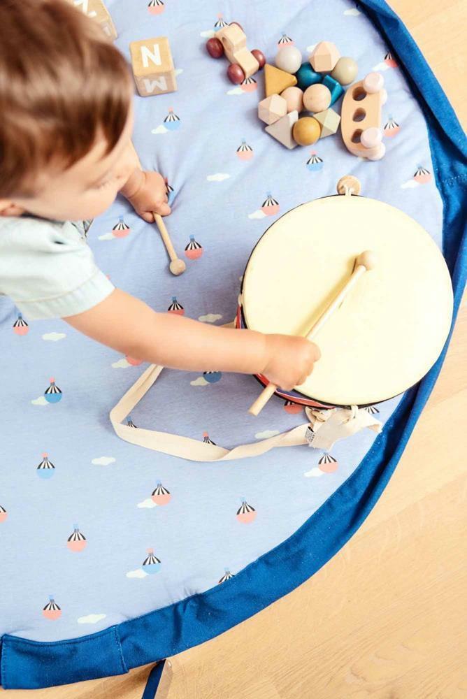 Play & Go - Mata i Worek 2w1 Soft Balony 0m+
