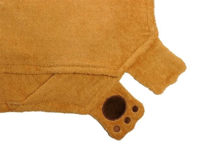 Zoocchini - Ręcznik z Kapturem Lew Leo