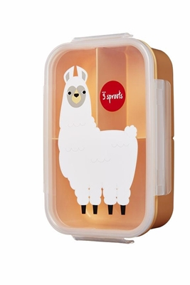 3 Sprouts - Lunchbox Bento Lama Peach
