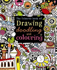 Wydawnictwo Usborne Publishing - Drawing, Doodling and Colouring
