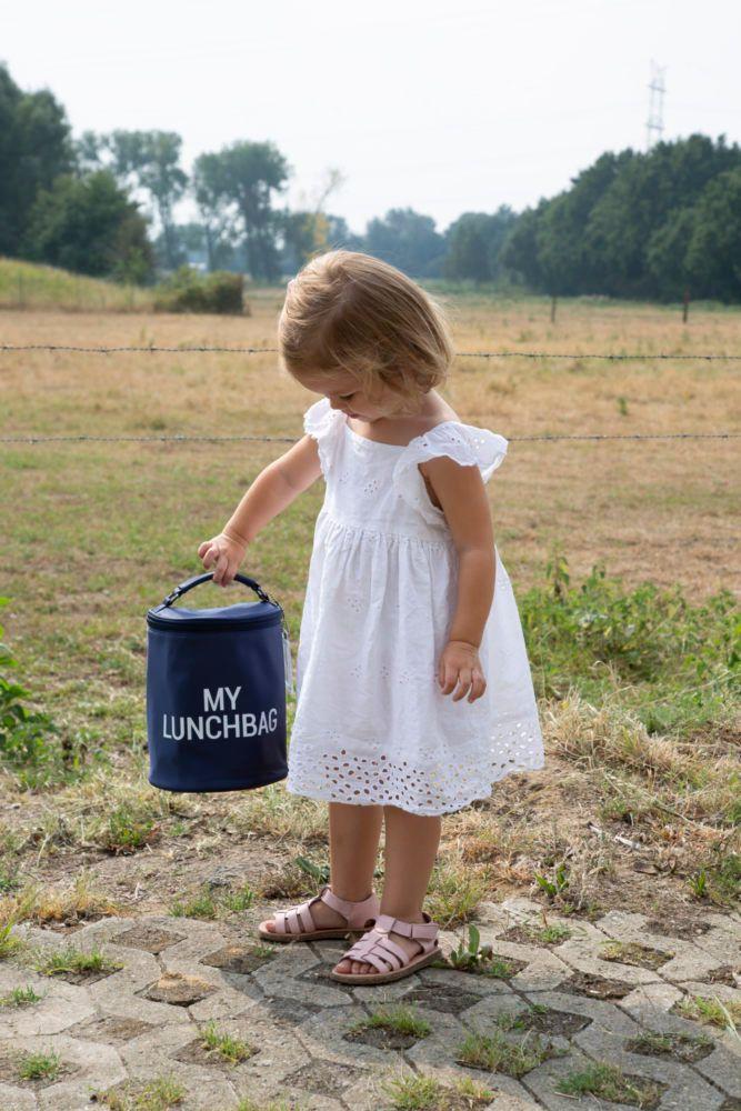 Childhome - Śniadaniówka My Lunchbag Granatowa