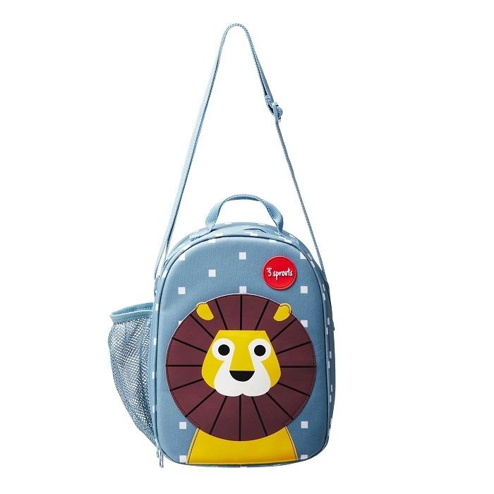 3 Sprouts - Lunch Bag dla Dzieci Lew