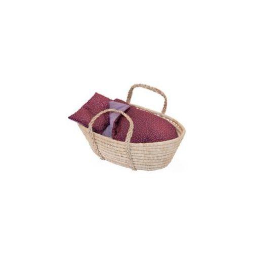 Moulin Roty  Koszyk z Pościelą dla Lalki