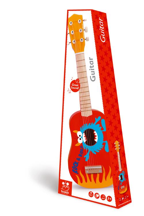 Scratch - Gitara Potworek