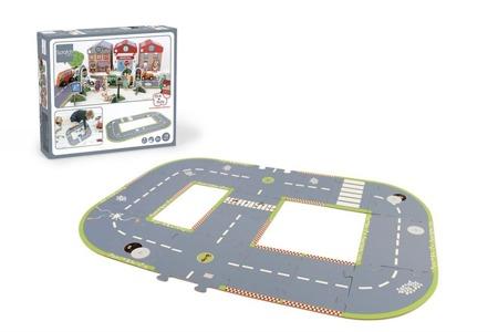 Scratch - Mix&Play Ulice Miasta 3+