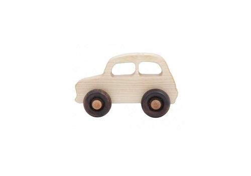 Wooden Story - Drewniany Samochodzik Little French Car 2+