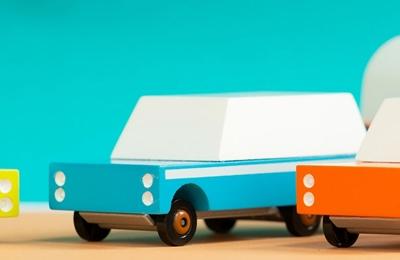 Candylab - Samochód Drewniany Mississipi Mule
