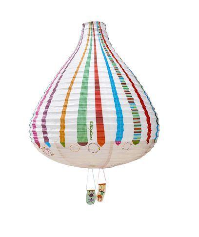 Lilliputiens - Latarnia papierowa balonowa Circus