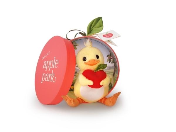 Apple Park - Przytulanka Kaczuszka