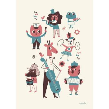 OMM Design - Plakat Orkiestra