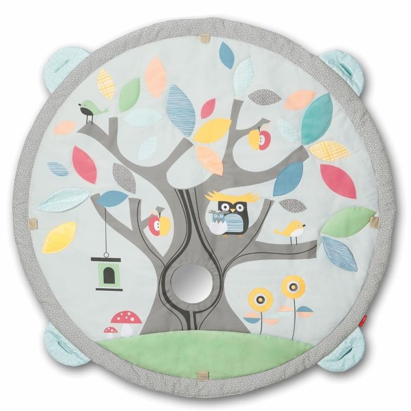 Skip Hop Mata Edukacyjna Treetop GreyPastel maty