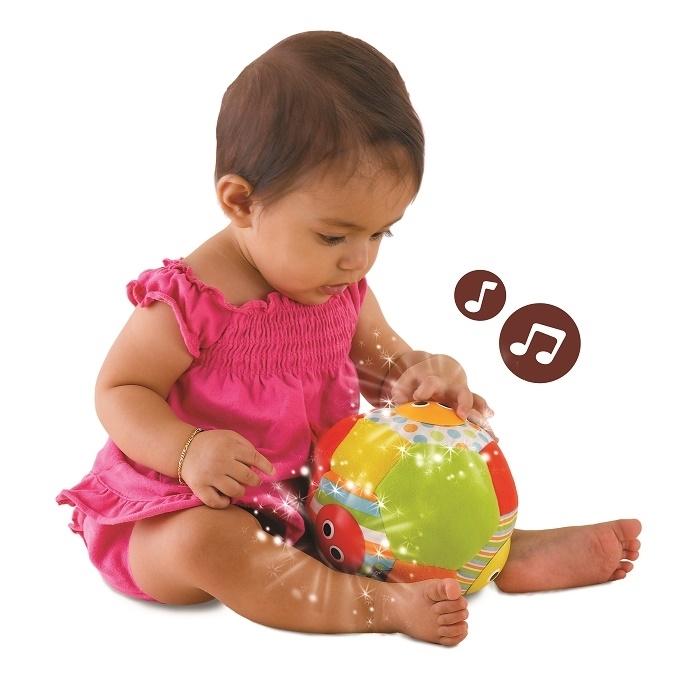 Yookidoo - Muzyczna Piłka Ze Światełkami 0m+