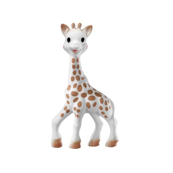 Vulli - Zestaw Żyrafa Sophie i Gryzak Sophie w Kolorze Kości Słoniowej