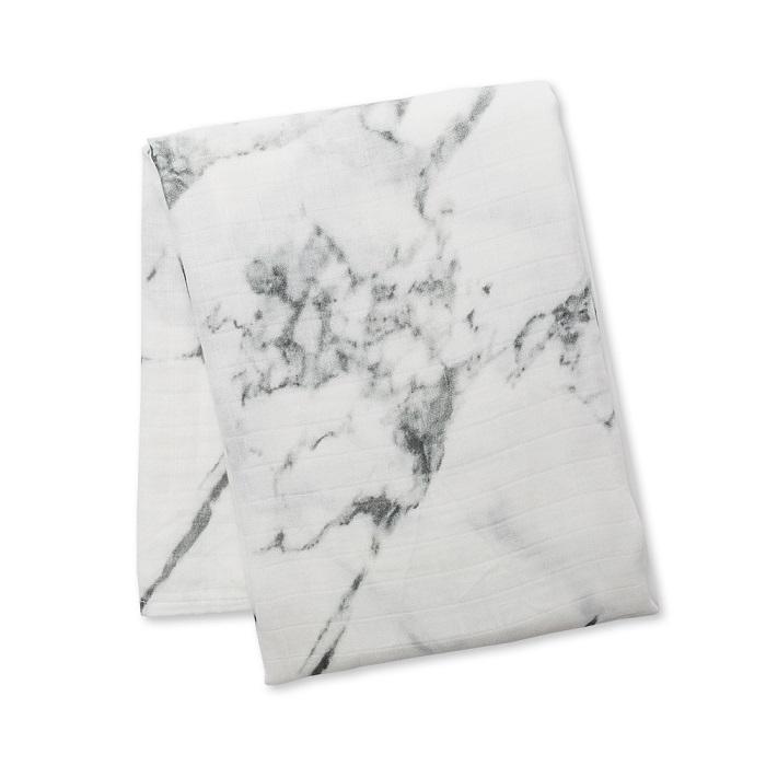 Lulujo - Kocyk Bambusowy Marble