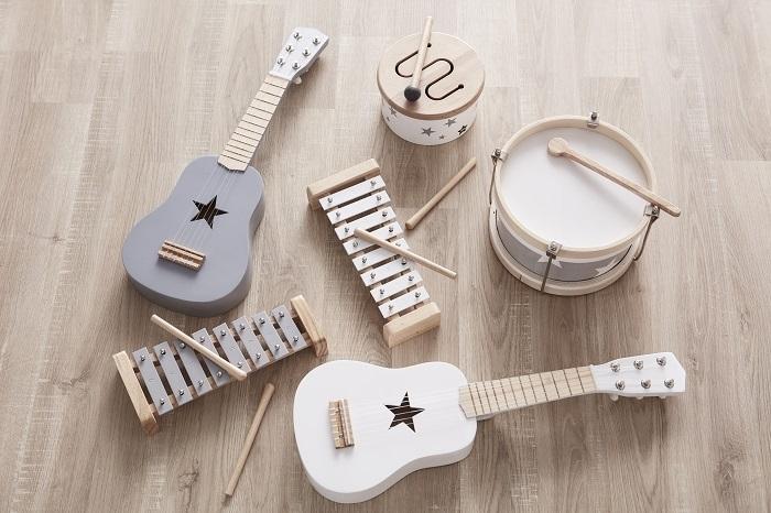 Kids Concept - Gitara White