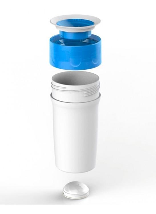 LiteCup - Świecący Kubeczek Niekapek Zielony