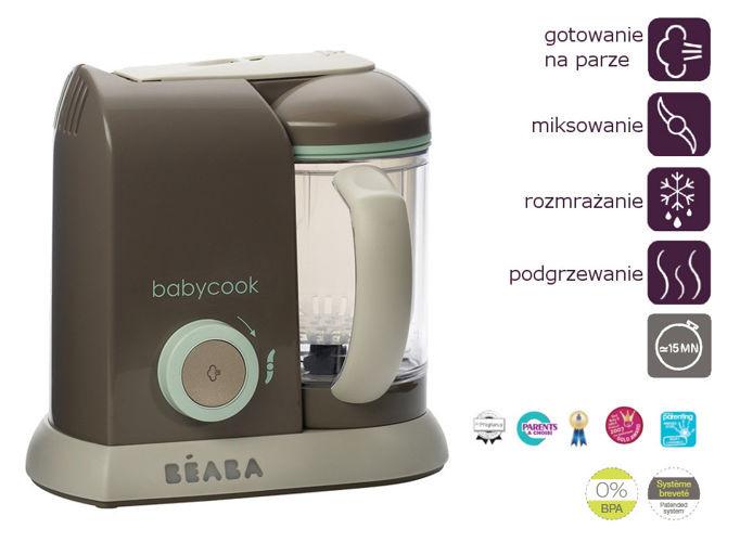 Beaba - Babycook Solo Pastel Blue