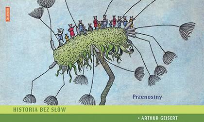 Wydawnictwo Zakamarki - Przenosiny
