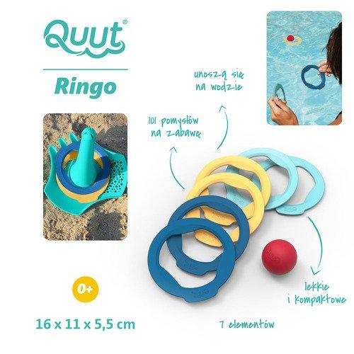 Quut - Gra Ringo z 6. Obręczami i Piłeczką