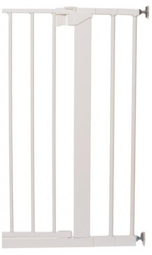 Baby Dan - Rozszerzenie bramek Baby Dan PREMIER/SLIMFIT/PERFECT CLOSE 7 cm, biały