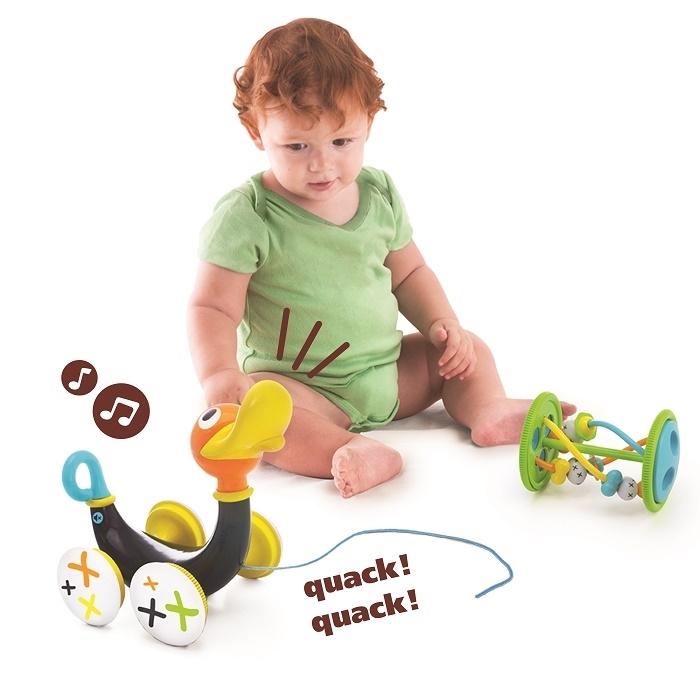 Yookidoo - Muzyczna Kaczuszka Do Ciągniecia 1+