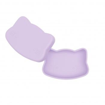 We Might Be Tiny - Zamykany Pojemnik Silikonowy Kotek Lilac