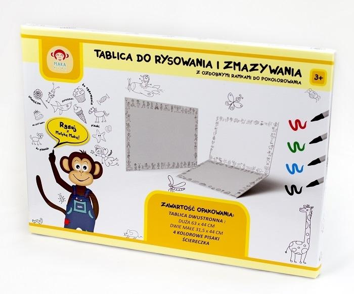 Maka Kids - Tablica Suchościeralna