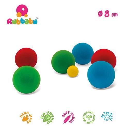 Rubbabu -  Sensoryczny Zestaw do Gry w Bule